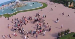 Chicago Flute Flash Mob