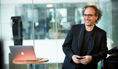 Interview with Tod Machover: A composer's process.  By Barbara Siesel