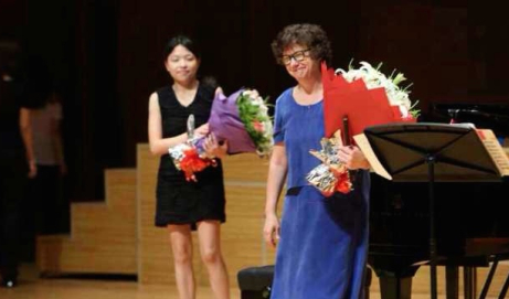 First Piccolo Recital in China: Interview with Zart Dombourian-Eby