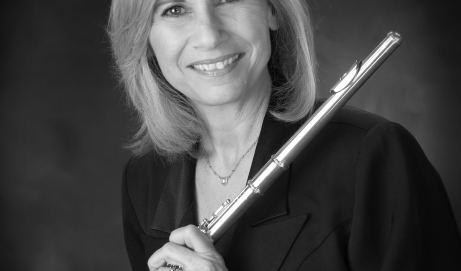 Hollywood's Leading Flutist:  Interview with Geri Rotella.  By Fluterscooter