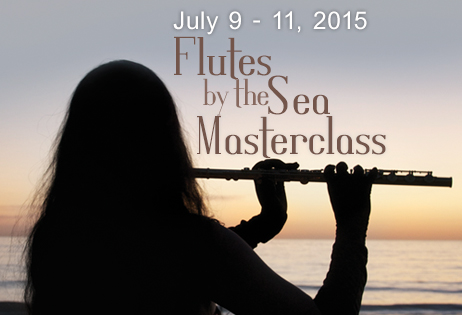 flutes by the sea masterclass