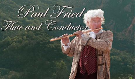 Paul Fried: CD Review