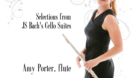 Amy Porter, Bach Cello Suites: CD Review