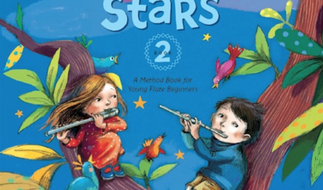 Fluting Stars by Ana and Blaz Puchihar: Book Review