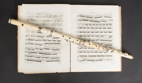 Rediscovering the French Flute of the True Golden Age.  By Michael Lynn