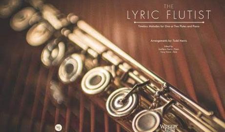 The Lyric Flutist: Sheet Music Review