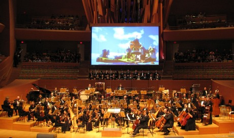 Playing in a Video Game Orchestra: Legend of Zelda.  By Fluterscooter