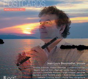 Jean-Louis Beaumadier: CD Review